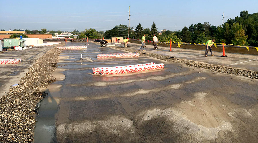Maxim Roofing Co  | Fairborn, OH | Commercial Roofing